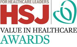 Trust shortlisted in HSJ Healthcare Awards