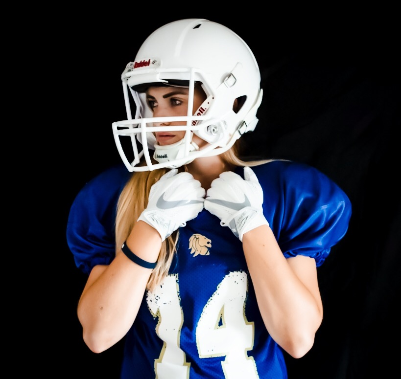 QA nurse to compete for Great Britian squad in American football