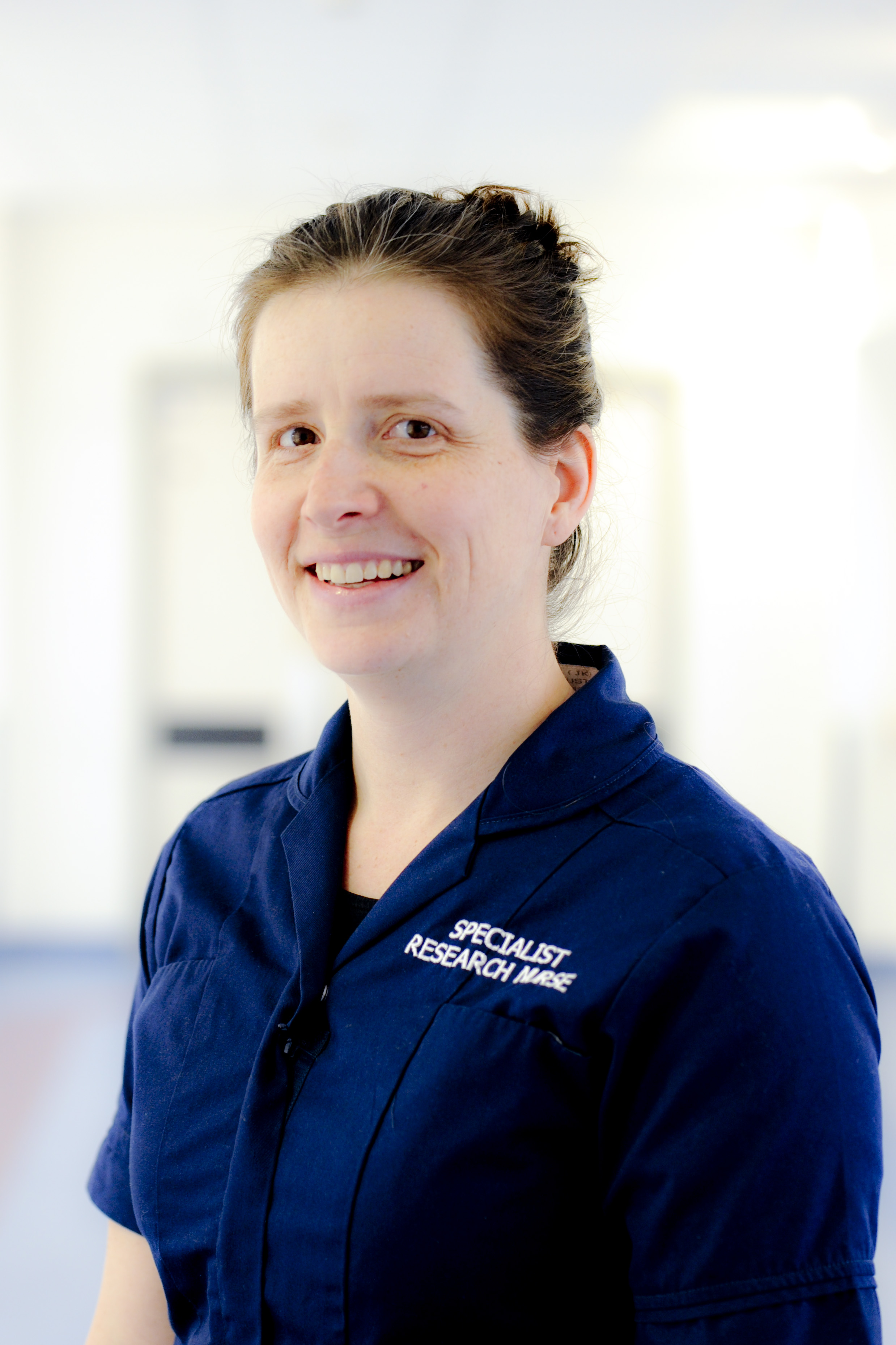 Research Nurse Rosalynn Austin talks about her role for International Year of the Nurse and Midwife